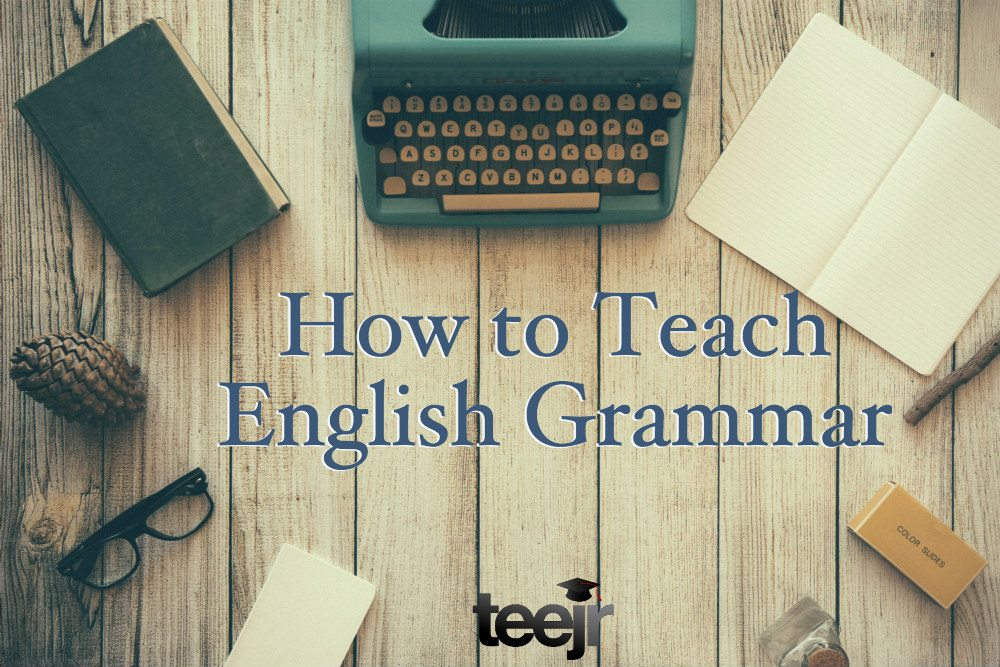 AKS Teacher Training: how to teach grammar