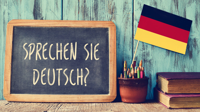 GERMAN LANGUAGE WITH A NATIVE SPEAKER!