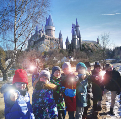 15TH HARRY POTTER CAMP FOR KIDS/TEENS ON 11.30-12.01