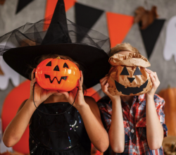 AUTUMN DAY CAMP /  HALLOWEEN /  October 26-30